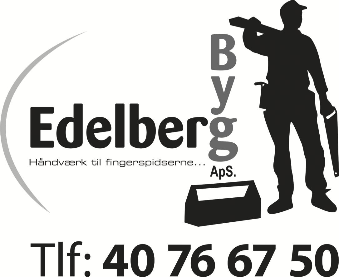 Edelberg Byg Logo